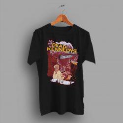 Any Dead Kennedys Fan Punk Rock Music T Shirt
