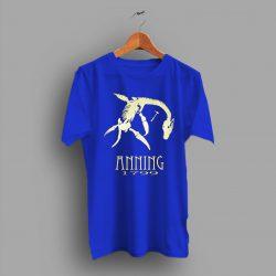 Childs Dinosaur Skeleton Future Paleontologist Scientist Geek T Shirt