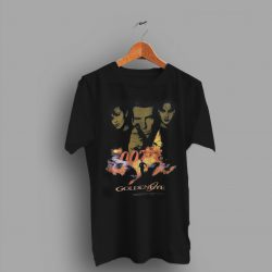 In The Picture 1995 Golden Eye 007 Vintage Movie T Shirt