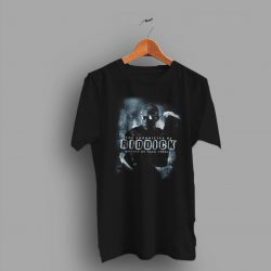 The Chronicles Of Riddick Vintage Movie T Shirt