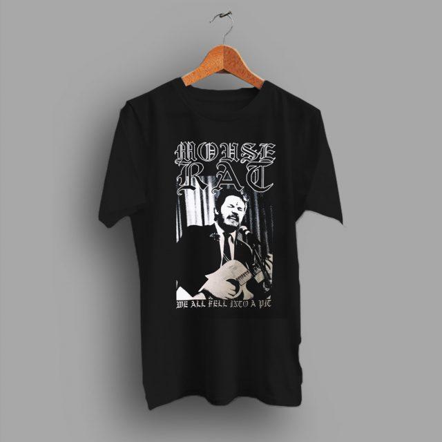 Death Metal Rock Mouse Rat Punk T Shirt