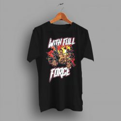 Extremely With Full Force Artist Collectible Concert T Shirt