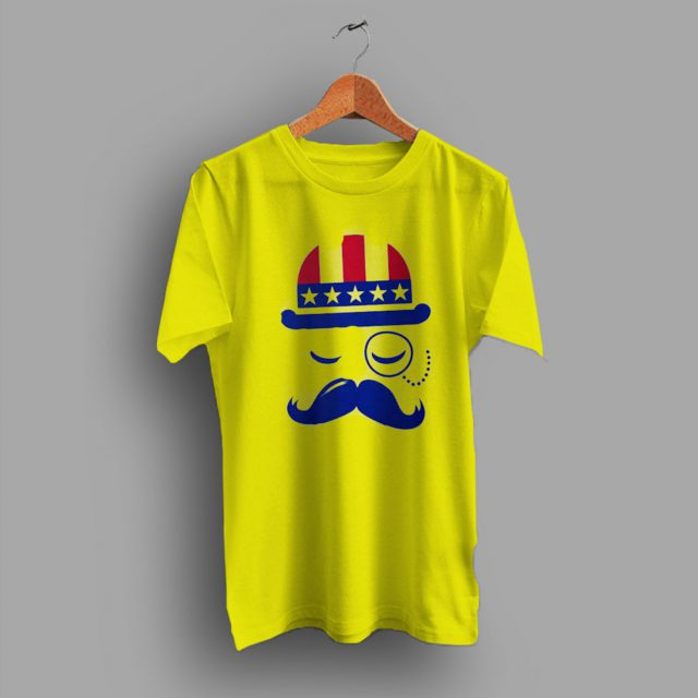 Holiday Patriot American Sir Independence Day Cute T Shirt
