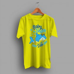 How Well Do You Know The Feel To Baby Shark Family T Shirt