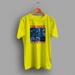 Ideological Against The West Related The Fight Our Lives Movie T Shirt