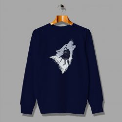 Jon Snow Direwolf Game Of Thrones Urban Sweatshirt