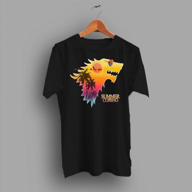 Keep Calm Summer Is Coming Urban T Shirt