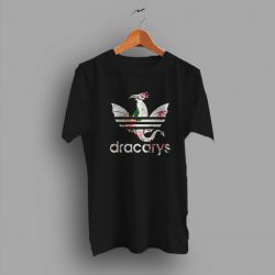 Object In Dracarys Dragon Full Collors GOT Fans Gift T Shirt