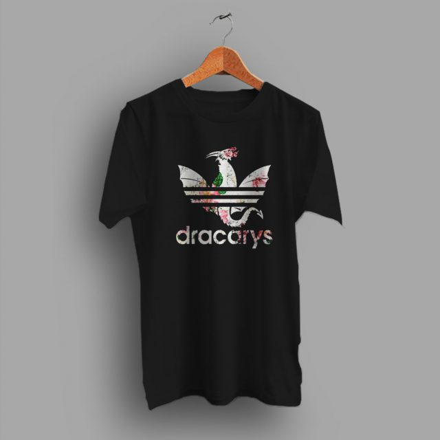 Object In Dracarys Dragon Full Collors GOT Fans Gift T Shirt