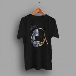 The Dark Side Style Mash Up Robot And Darth Punk T Shirt