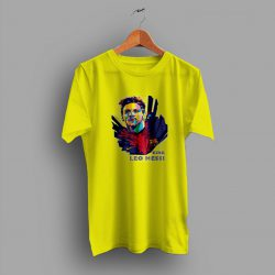 To Feel Fans King Leo Messi Me Anytime Funny Football T Shirt