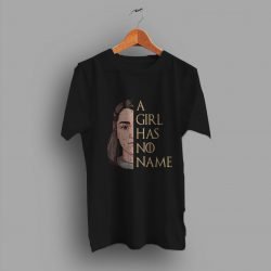 Winter Coming Urban Game Of Thrones A Girl Has No Name T Shirt
