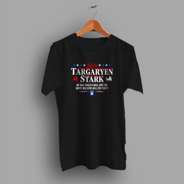 2020 Targaryen Stark GoT Movie T Shirt