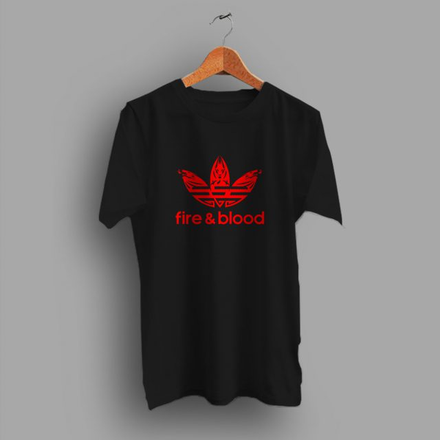 Adidas Inspired Game Of Thrones Movie T Shirt