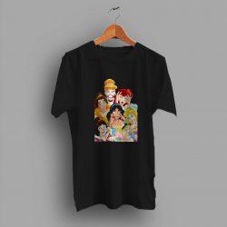 Cover Cinderella Cute Disney Princess Funny T Shirt