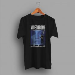 Cult Film 1983 Videodrome Horror Movie T Shirt