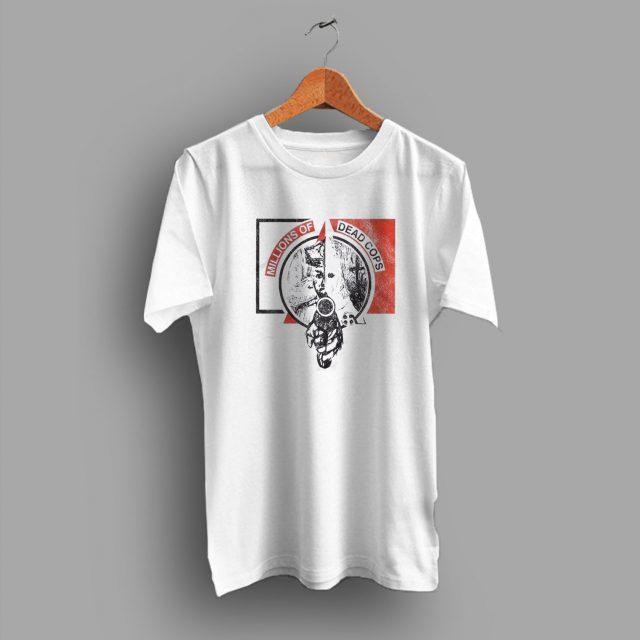 Dead Kennedys Millions Of Dead Cops Punk Rock T Shirt