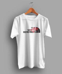 Fan Unique The North Remember GOT Slogan T Shirt