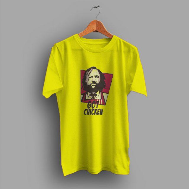 Game of Thrones Kfc Funny GOT Chiken T Shirt