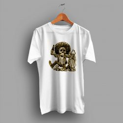 Great For Beer Cerveza Cinco De Mayo Skull T Shirt