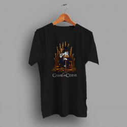 Indie Swag Dope Game Of Coins Donald Duck Funny T Shirt