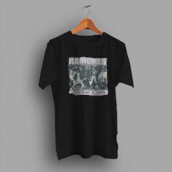 Interesting For Ramones American Band Punk Rock T Shirt