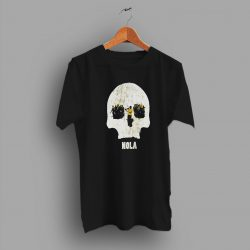 It New Orleans Jazz Funeral In Nola Skull T Shirt