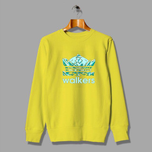 Rapture Thrones White Walker Adidas Sweatshirt