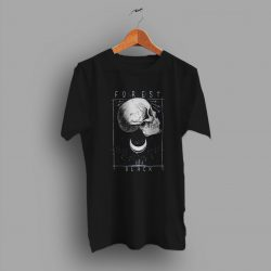 Skeleton Graphic Tee Father Day Skull T Shirt