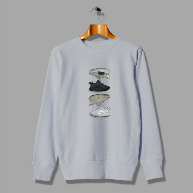 Style Looks Collection Sneaker Yezy Sweatshirt