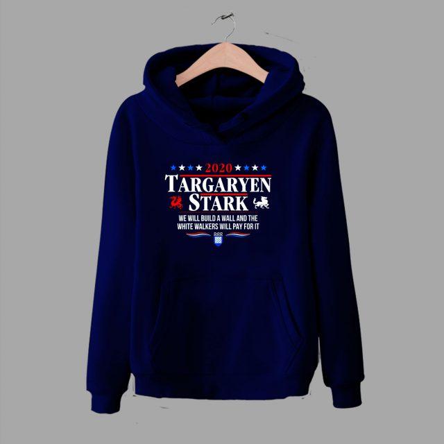 Targaryen Stark 2020 GoT Presiden Unisex Hoodie
