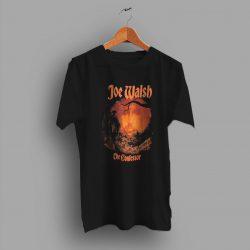 The Eagles Joe Walsh 985 Concert T Shirt
