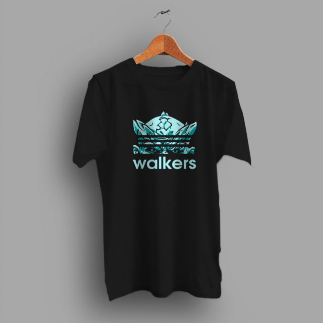 Thrones White Walker Adidas Urban Movie T Shirt