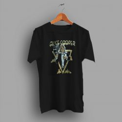 To My Nightmare Tour Alice Cooper Authentic Concert T Shirt