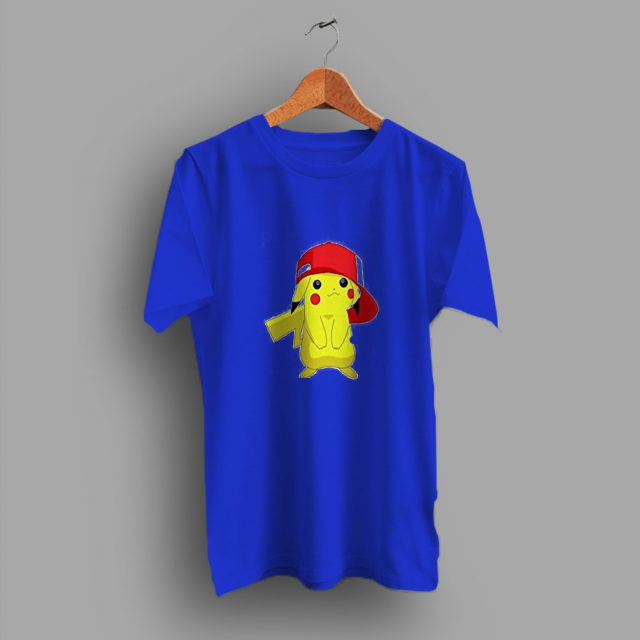 Anime Alternative Funny Detective Pokemon Movie T Shirt