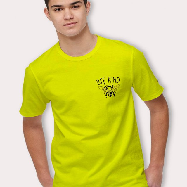 Bee Kind Trendy Summer T Shirt