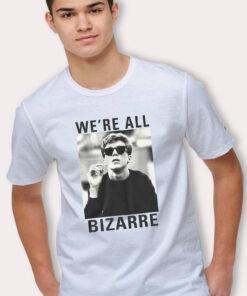 Breakfast Club We're All Bizarre Graphic T Shirt