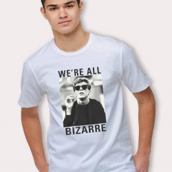 Breakfast Club We're All Bizarre Graphic T Shirt