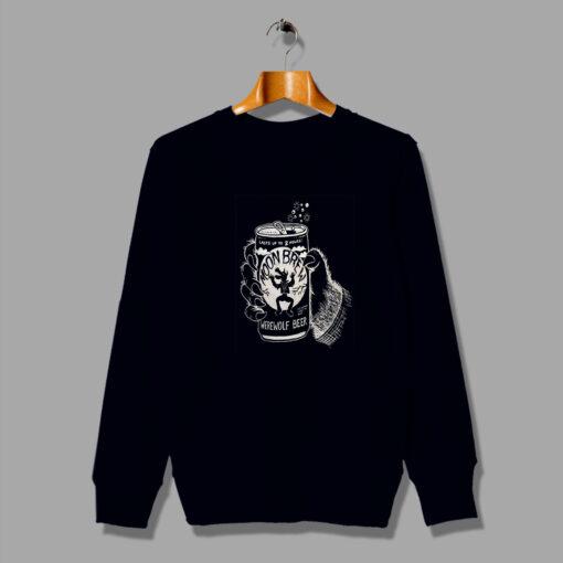 Cheap Moon Brew Werewolf Beer Sweatshirt