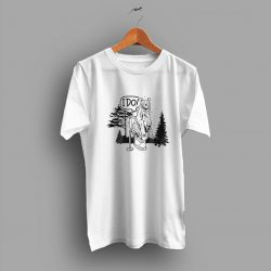 Does A Bear Poop In The Woods Hiking Funny T Shirt