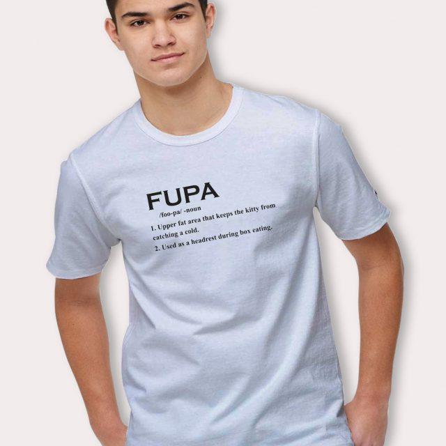 Funny Fupa Definition Foo Pa T Shirt