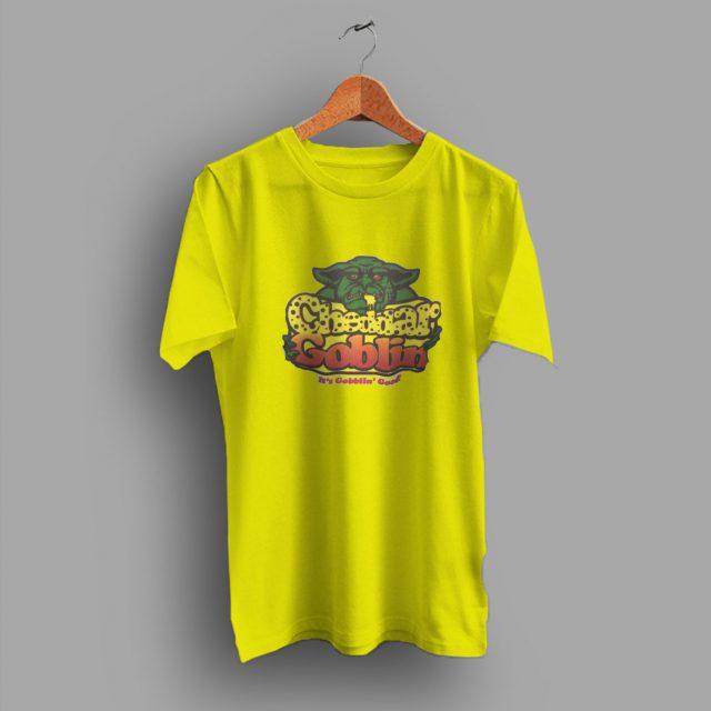 Its Good Cheddar Goblin Mandy Movie T Shirt