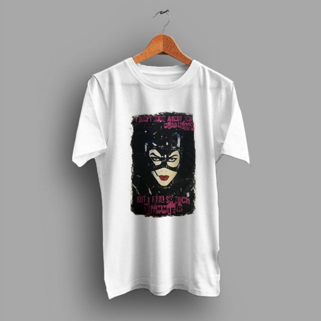 Michelle Pfeiffer Batman Returns Catwoman Movie T Shirt