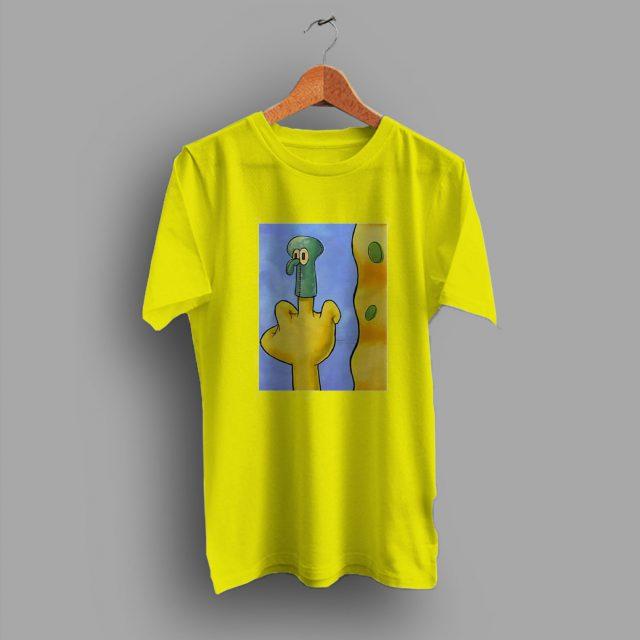 Middle Finger Middle Finger Funny Joke T Shirt