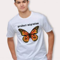 Product Migration T Shirt Vintage Style