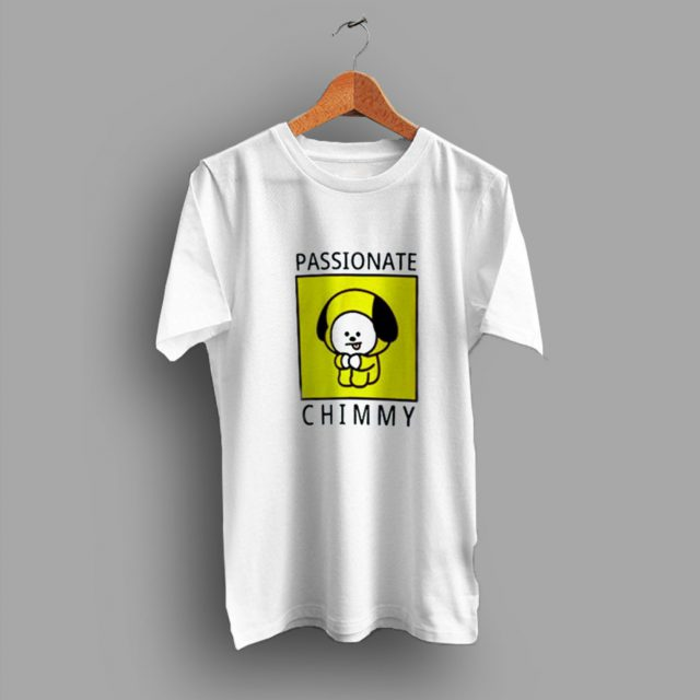 Puppy The Passionate Chimmy Cute T Shirt