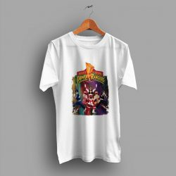 Resolution Mighty Morphin Power Rangers Family T Shirt