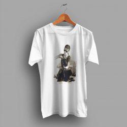 Sarah Connor Action Terminator 2 Movie T Shirt