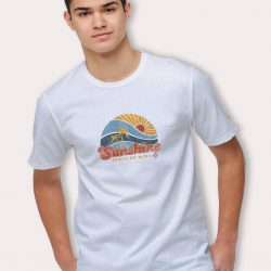 Sunshine State Of Mind Summer T Shirt