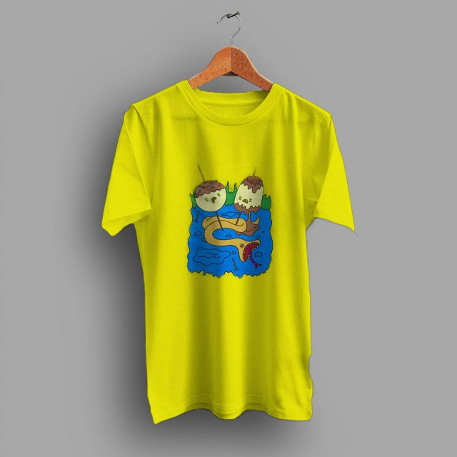 Adventure Time Princess Bubblegums Rock Funny T Shirt